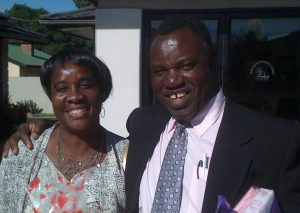 Pastor Mtonga retired from active duty in November 2016